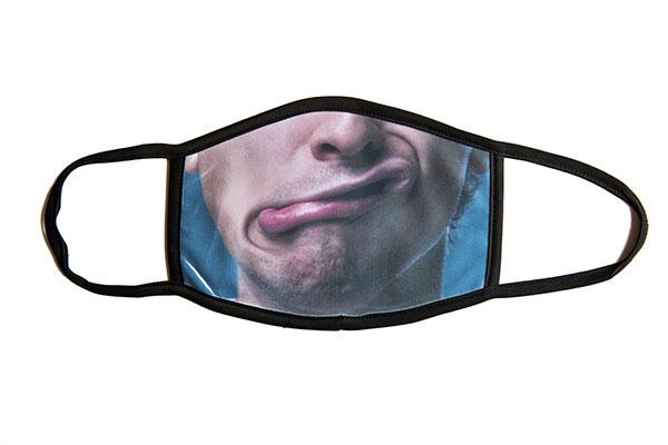 Funny Mouth Fashion Mask