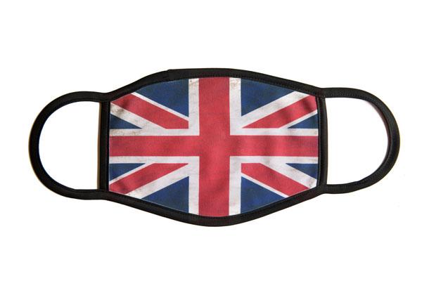 UK Flag Fashion Mask